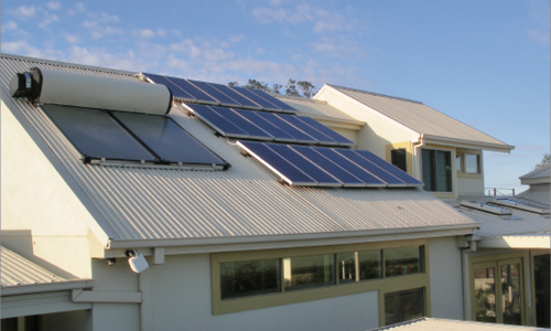 Considering Solar Hot Water?  Use Home Solar Power Instead of Costly Solar Hot Water Equipment
