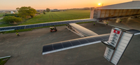 We have lift-off: Solar Impulse begins round-the-world journey