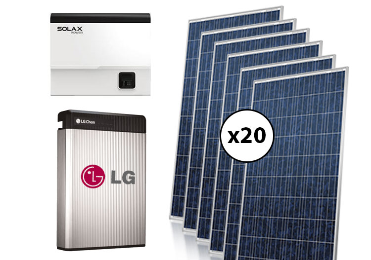 Special-Package-5kW-LG-SolaX-RESU-Hybrid-Complete