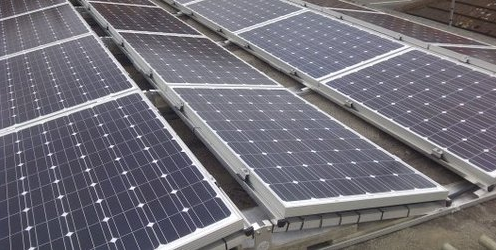 Get more power from your solar installation by adding alternating Angles