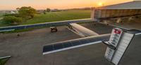 We have lift-off: Solar Impulse begins round-the-world journey