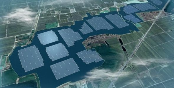Ciel & Terre starts construction on world's largest floating PV plant