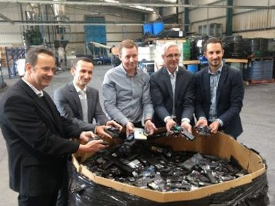 Australia's first lithium battery recycling plant launched