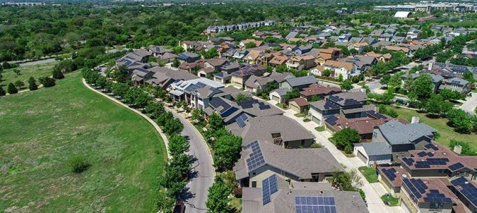 Rooftop solar owners more politically active, 'ideologically diverse' than their neighbours
