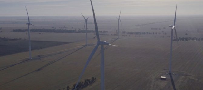 Business demand is helping drive the energy transition to wind and solar