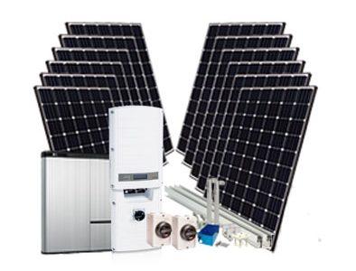 Hybrid Home Bundled Solar Packages