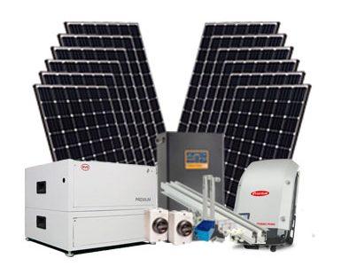 Off Grid Home & Large Bundled Solar Packages