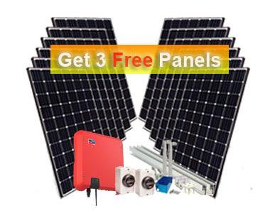 On Grid Bundled Solar Packages
