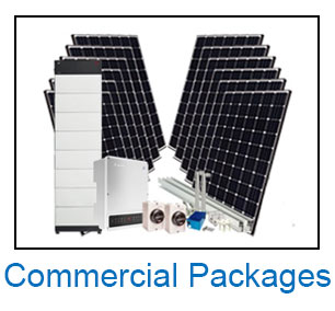 Commercial Bundled Solar Packages