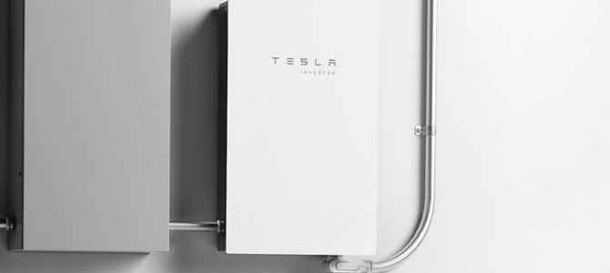 "Tesla unveils standalone inverter, ""completing"" home solar product line-up"