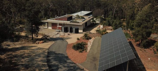 How solar and batteries helped save a home, and its people, from a fire storm